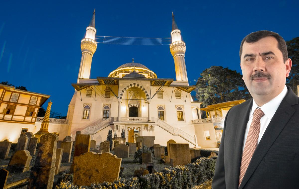 DİTİB Genel Başkanı Türkmen'den Berât Kandili mesajı