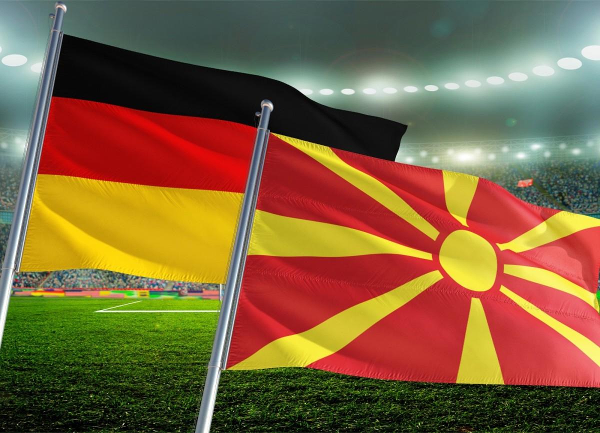 Almanya, Makedonya karşısında 2-1 mağlup oldu