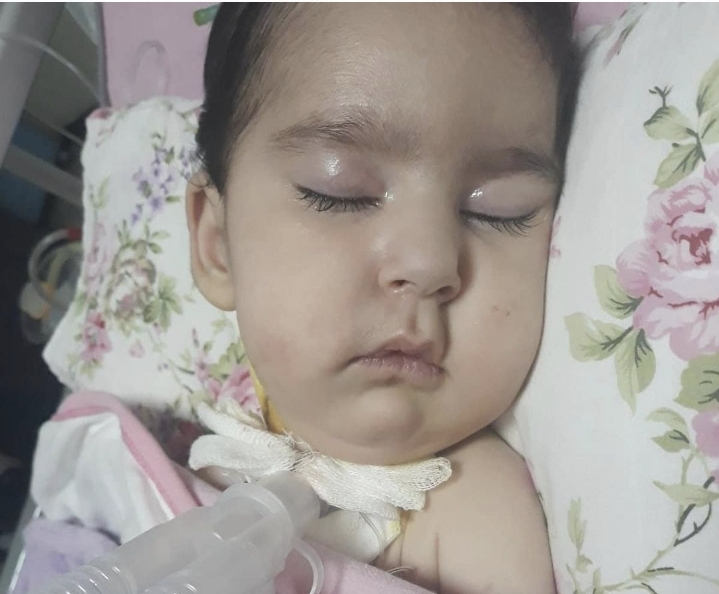 SMA hastası Elif Eva yardımlarınızı bekliyor