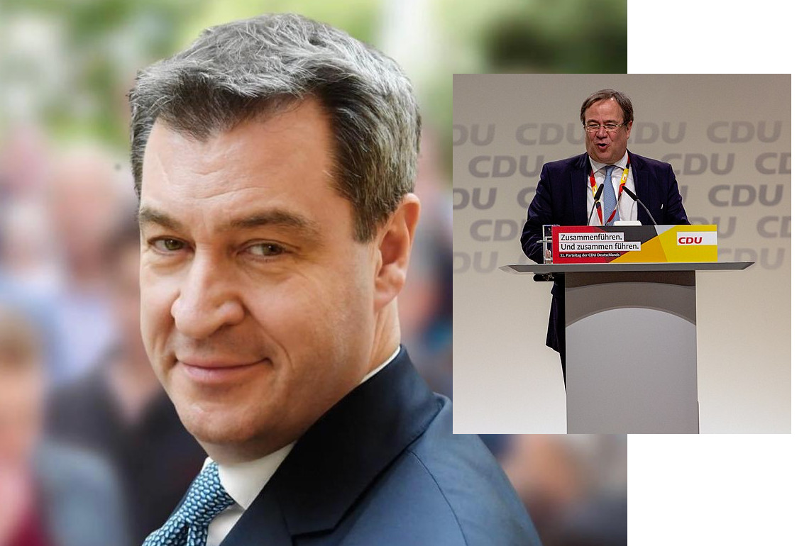 CDU/CSU'da büyük kongre heyecanı