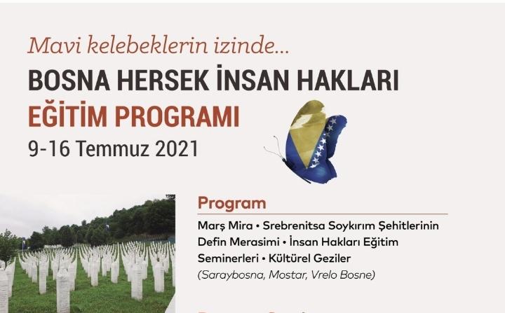 YTB'nin İnsan Hakları Eğitim Programı başvuruları başladı