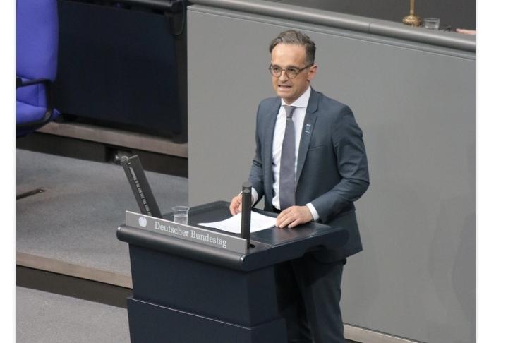 Heiko Maas: Sınır tartışması tehlikeli