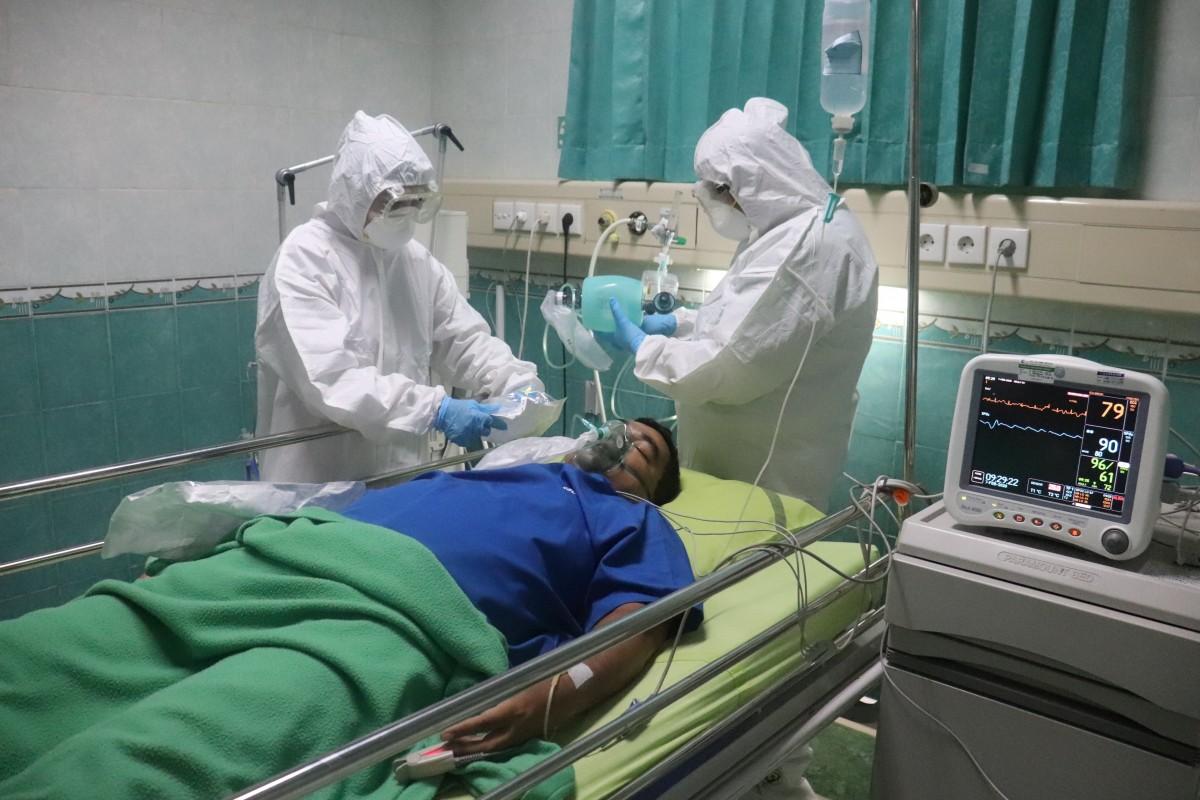 Hindistan'da hastalar için camiler Korona merkezine çevrildi