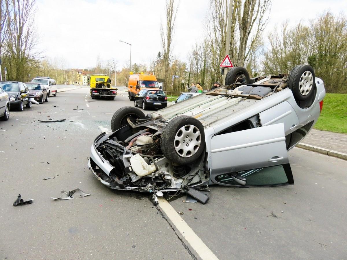 Gurbetçi baba oğul trafik kazasında hayatını kaybetti