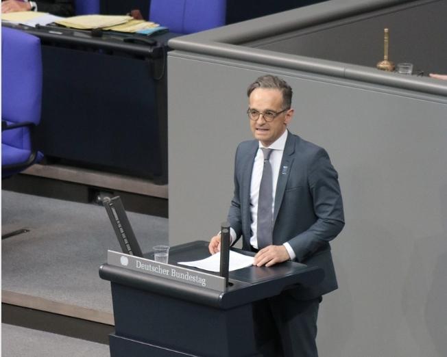 Heiko Maas: Gazetecilik suç değildir