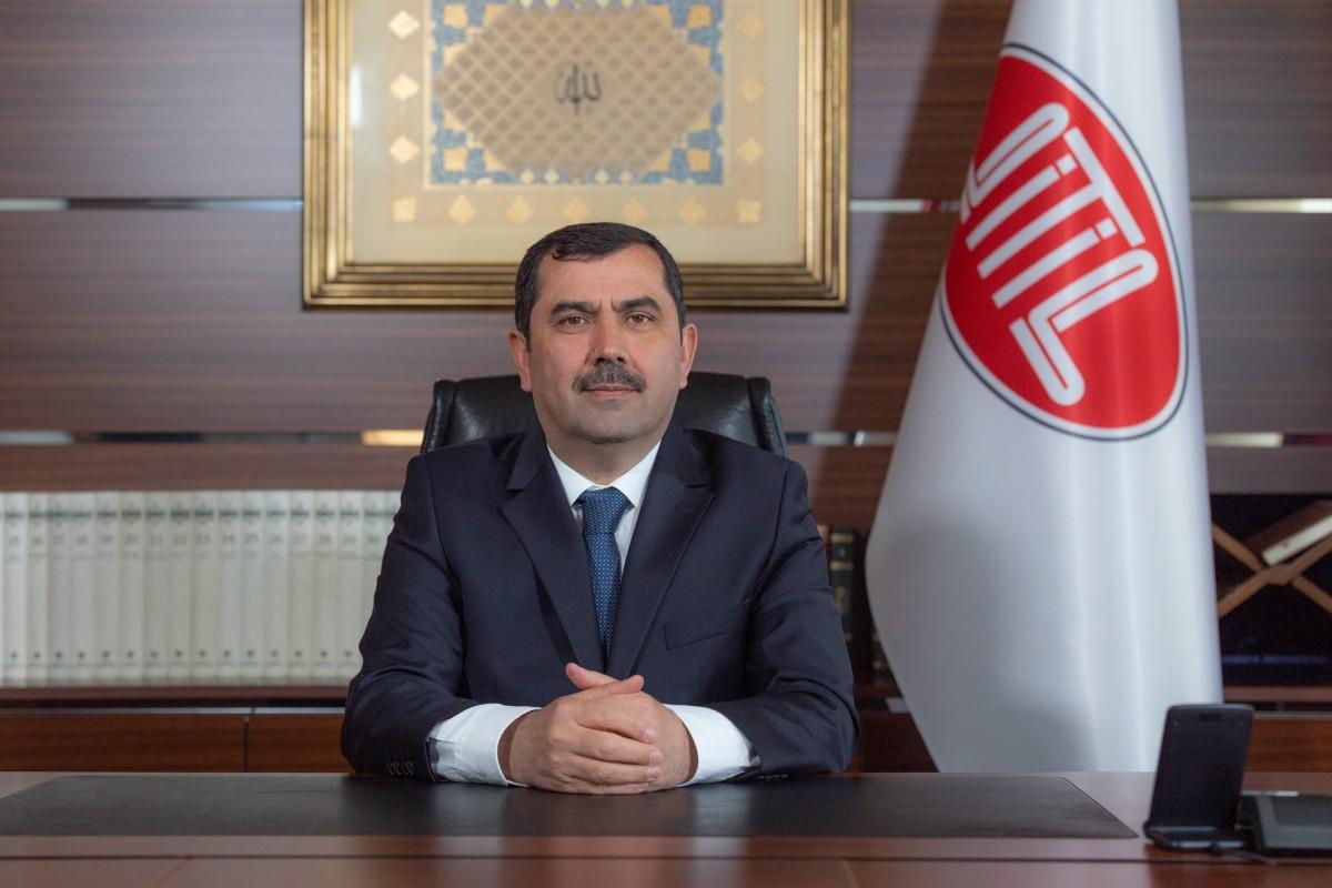 DİTİB Genel Başkanı Kazım Türkmen'den Ramazan Bayramı mesajı