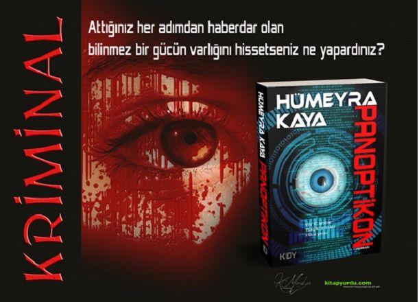 Hümeyra Kaya'nın yeni romanı PANOPTİKON çıktı