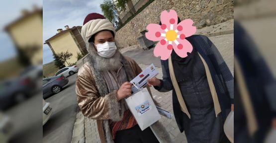 Türkiye'deki ihtiyaç sahibi ailelere gurbetçilerden 'Can Suyu'