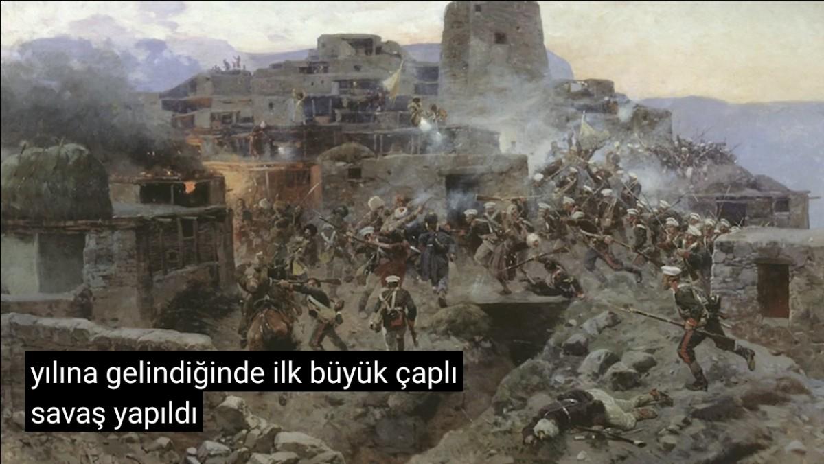 Bugün Çerkes Soykırımı'nın 157. yılı