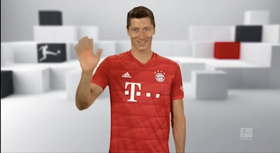 Robert Lewandowski, Bundesliga tarihine geçti