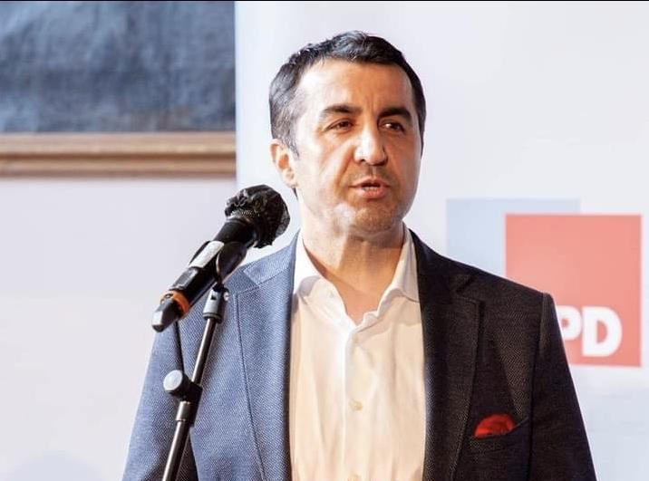 Arif Taşdelen Bavyera SPD Meclis Başkan yardımcılığına seçildi