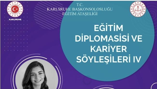 Eğitim Diplomasisi ve Kariyer Söyleşileri