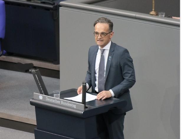 Almanya Dışişleri Bakanı Maas: Veto kaldırılmalı