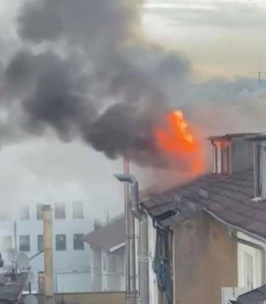 Almanya'da bir ırkçı saldırı daha! Türklerin yaşadığı binayı yakmak istedi