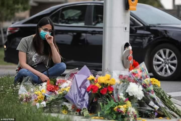 Irkçı saldırı! Katil, Müslüman oldukları için bir aileyi aracıyla ezdi: 4 ölü