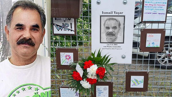NSU kurbanı İsmail Yaşar Nürnberg'te anıldı