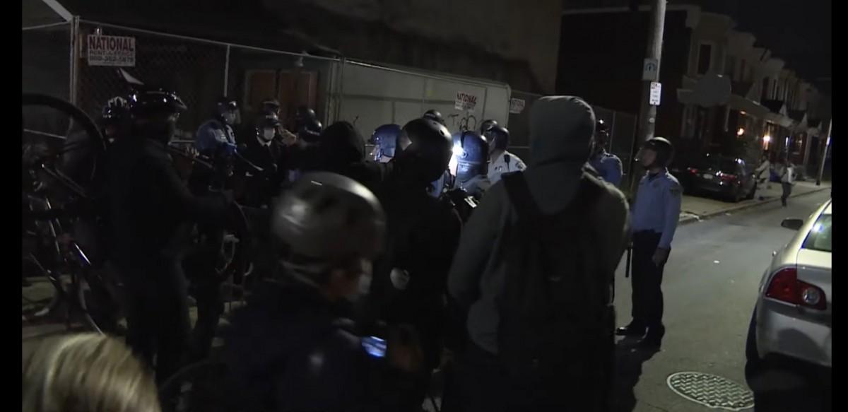 ABD'de göstericilerin üzerine araç sürüldü: 1 ölü, 3 yaralı