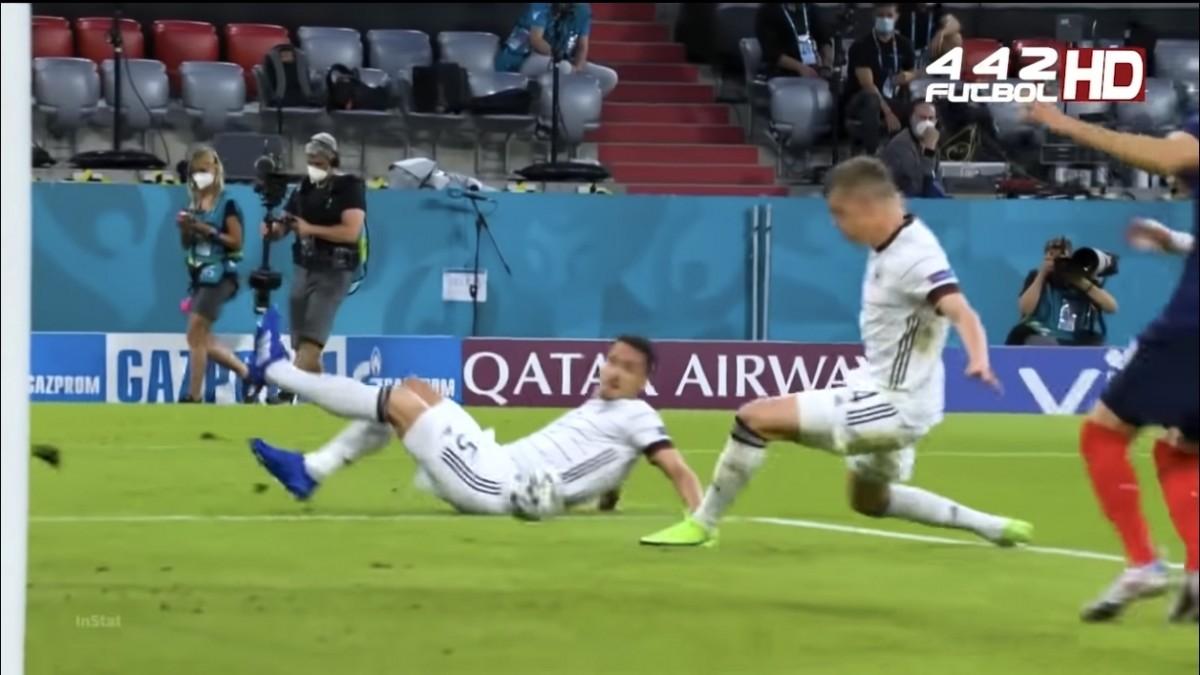 Almanya, Fransa'ya 1-0 mağlup oldu