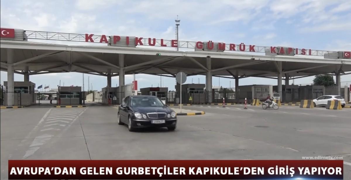 Yunanistan sınırları kapattı: Türkiye'ye giriş-çıkışlara izin verilmiyor
