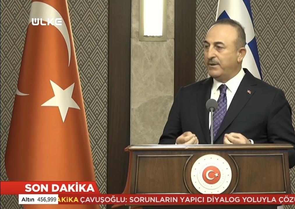 AB'nin aldığı kararlara Türkiye sert tepki gösterdi