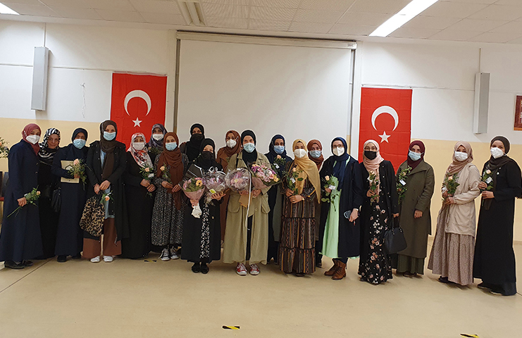 'DİTİB Suffe İslami İlimler Programı' birinci yılını tamamladı