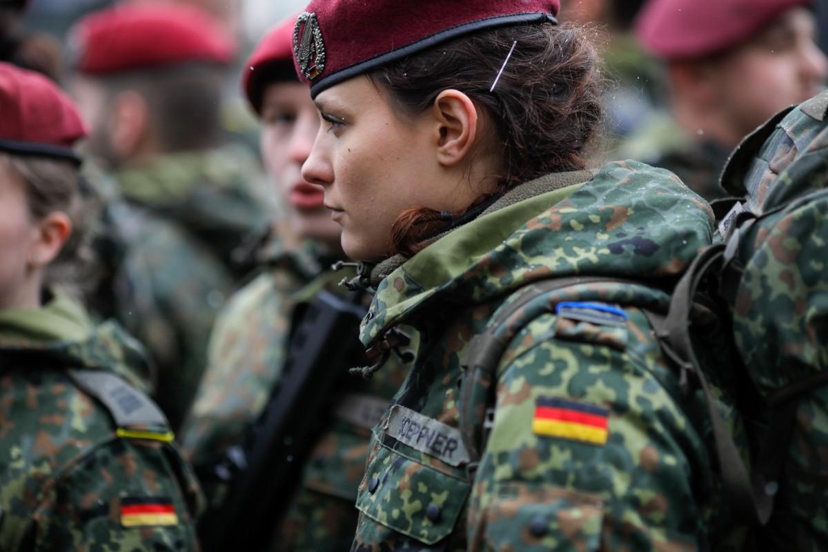 Alman Askeri 20 Yıl Sonra Afganistan'dan Tamamen Çekildi