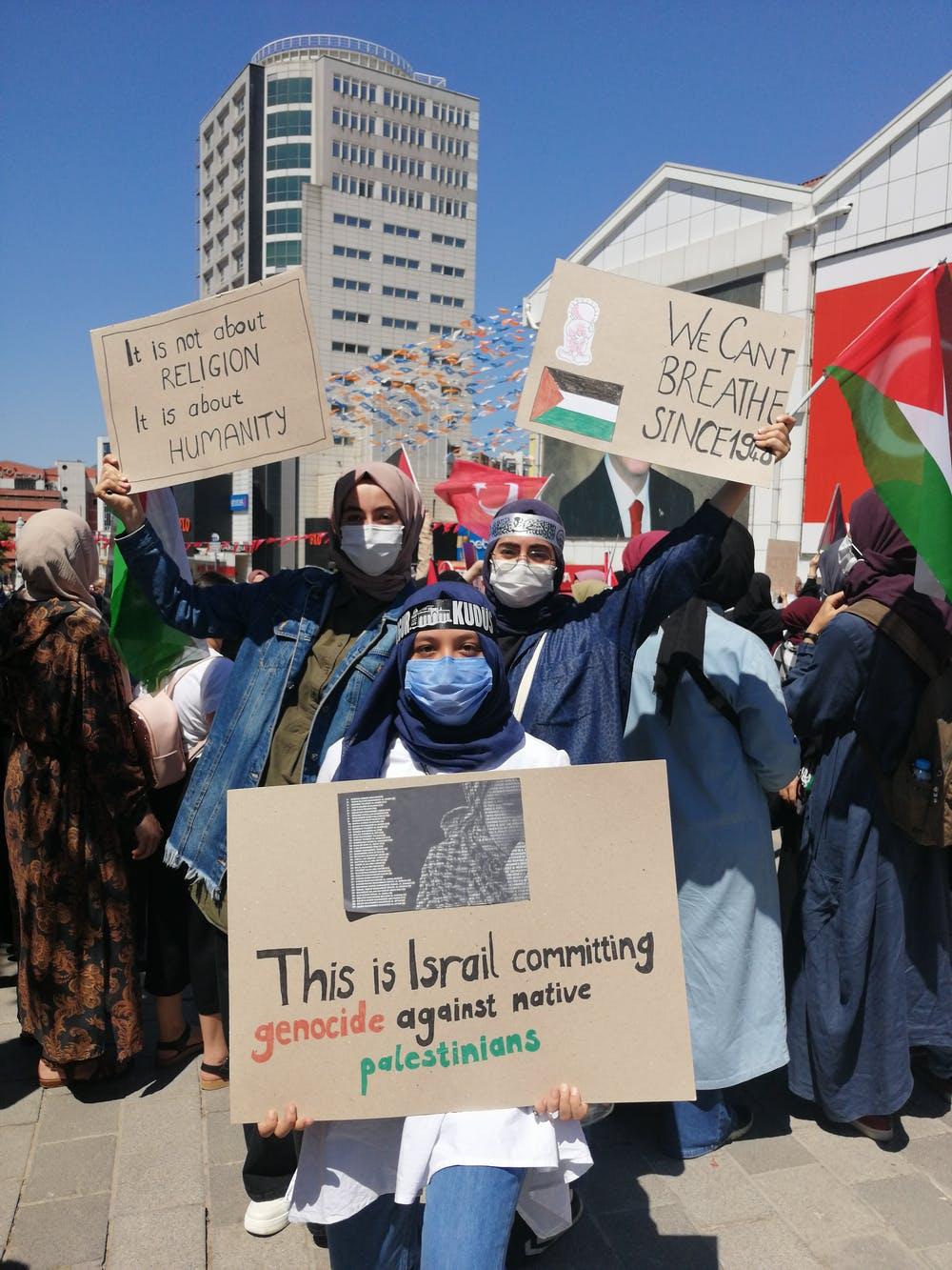 İşgal Altındaki Filistin Toprakları