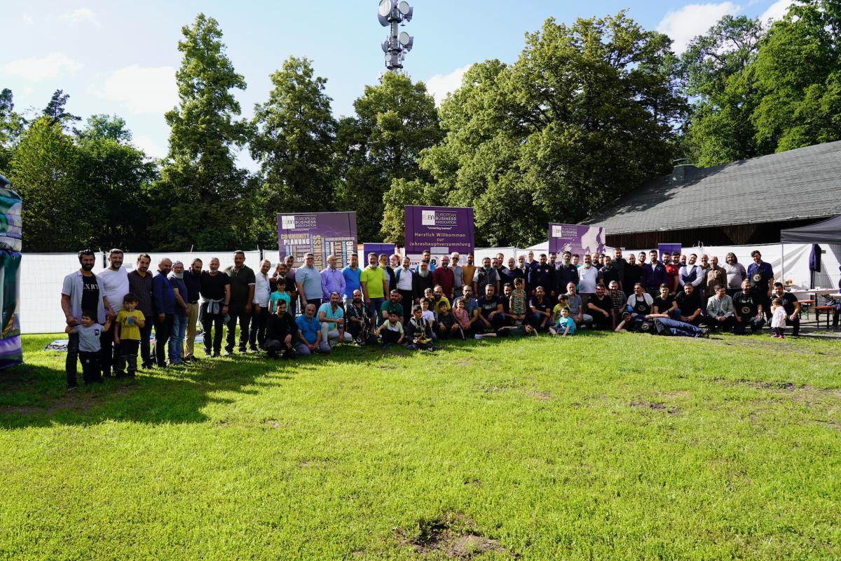 EUBA Geleneksel Üye Buluşması Herrenberg'de Gerçekleştirildi