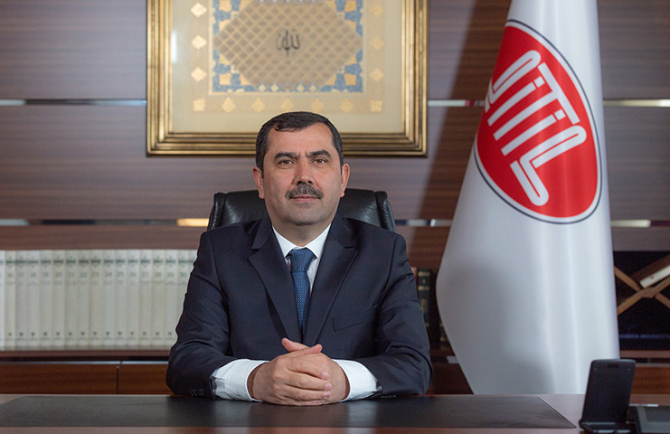DİTİB Genel Başkanı Kazım Türkmen'den Kurban Bayramı mesajı