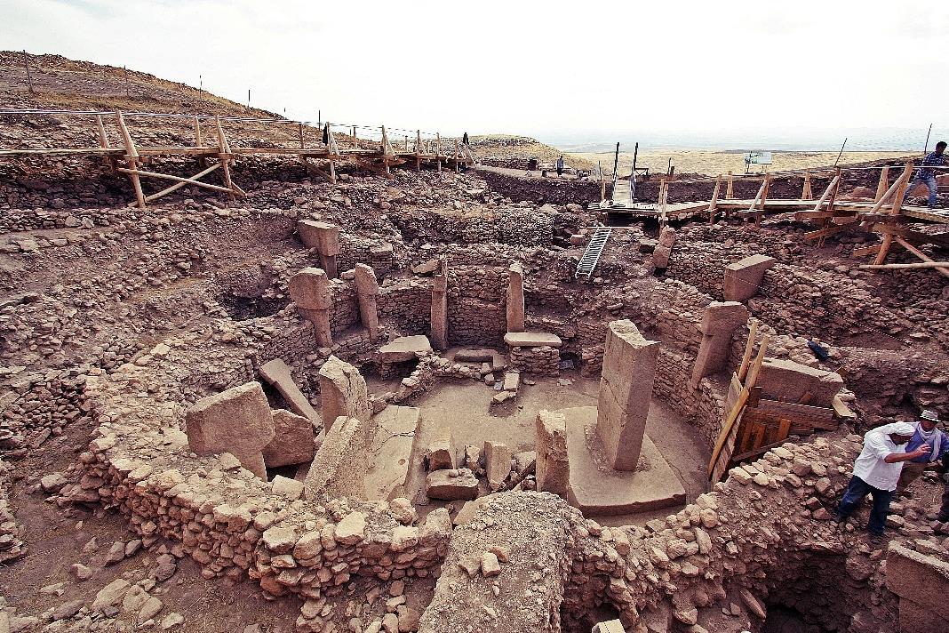 Göbeklitepe'yi İnsanlık Tarihine Kazandıran Alman, Türkiye'de Anıldı