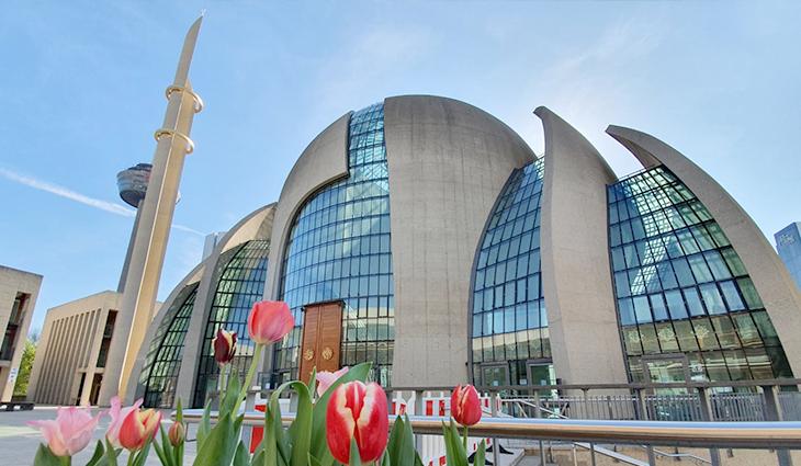 Köln DİTİB Merkez Camii'nde ikinci aşı kampanyası