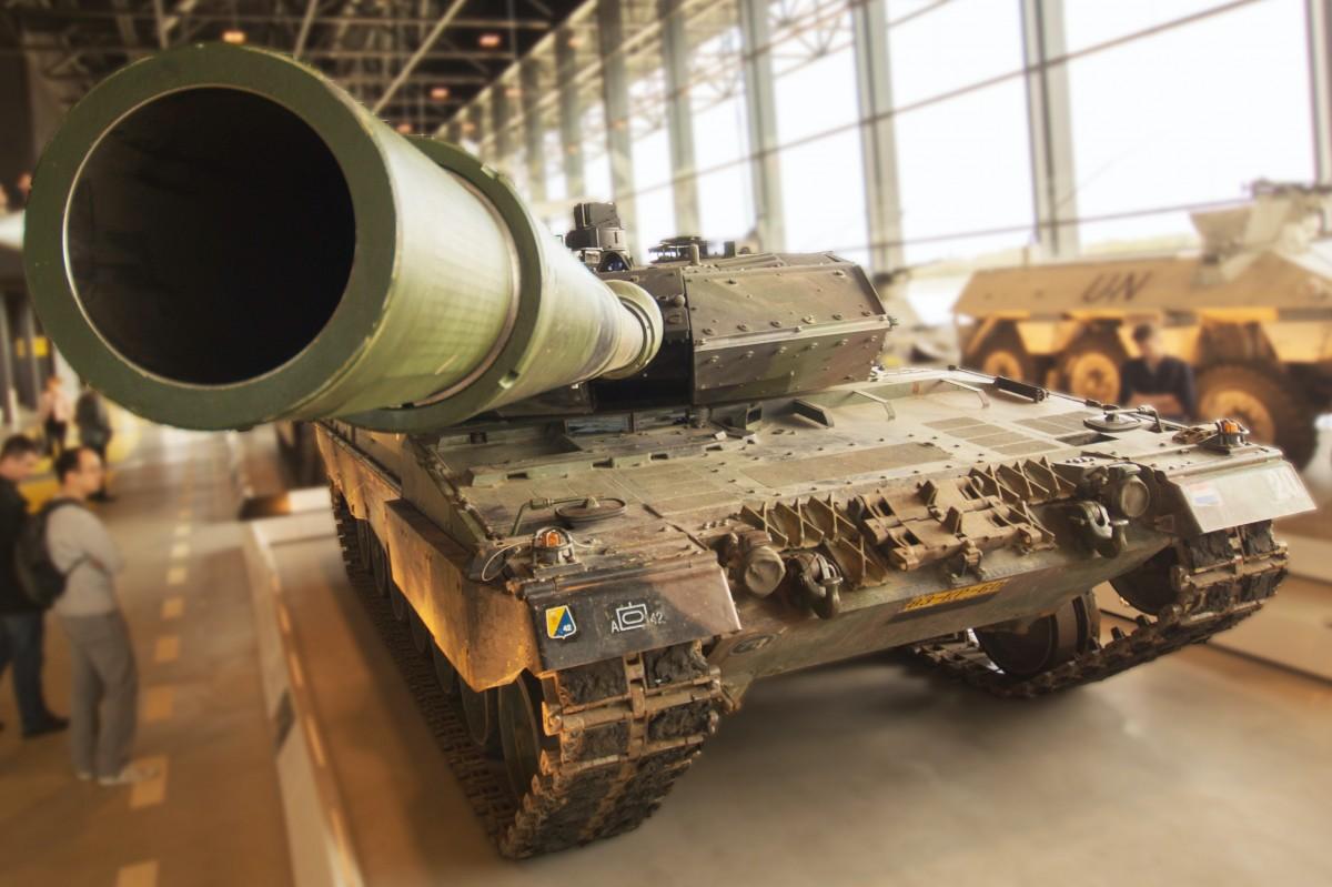 Evinde Tank Ele Geçirilen Alman'a 250 Bin Euro Ceza Kesildi