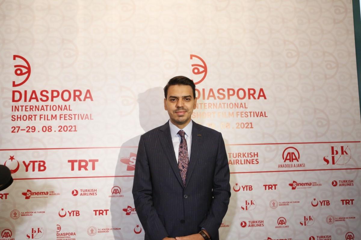 Diaspora Uluslararası Kısa Film Festivali İstanbul'da