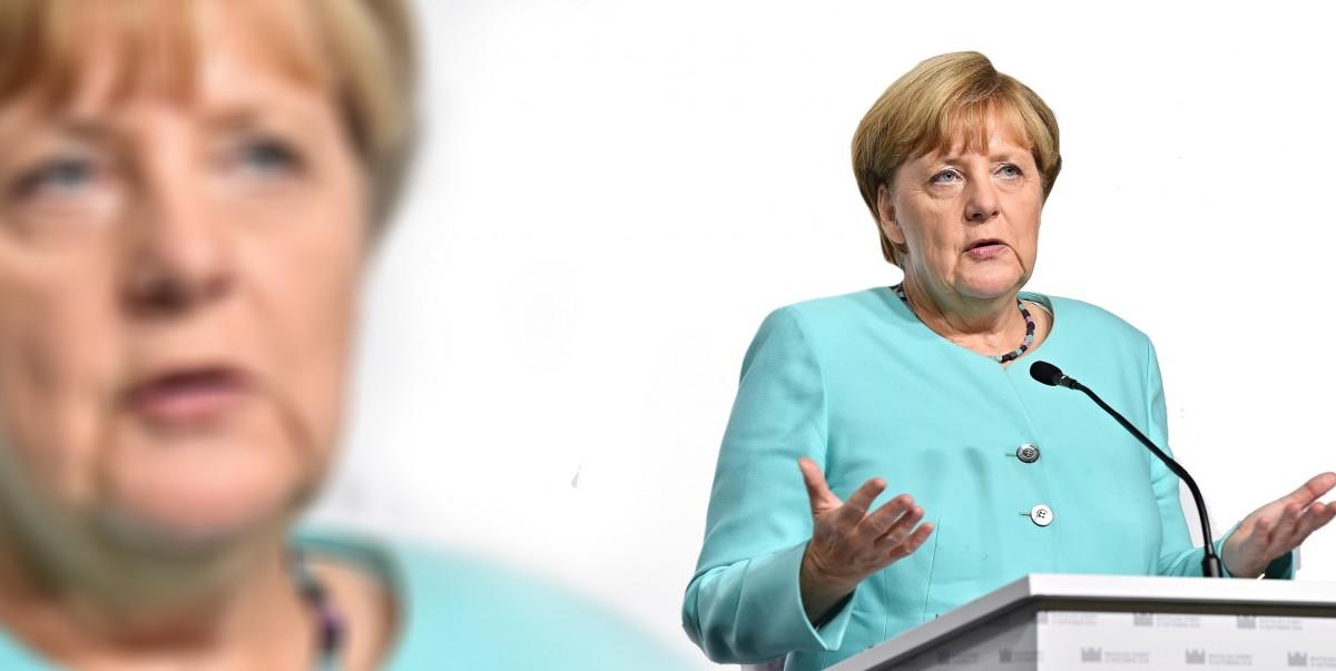 Merkel: Acı, Dramatik ve Ürkütücü