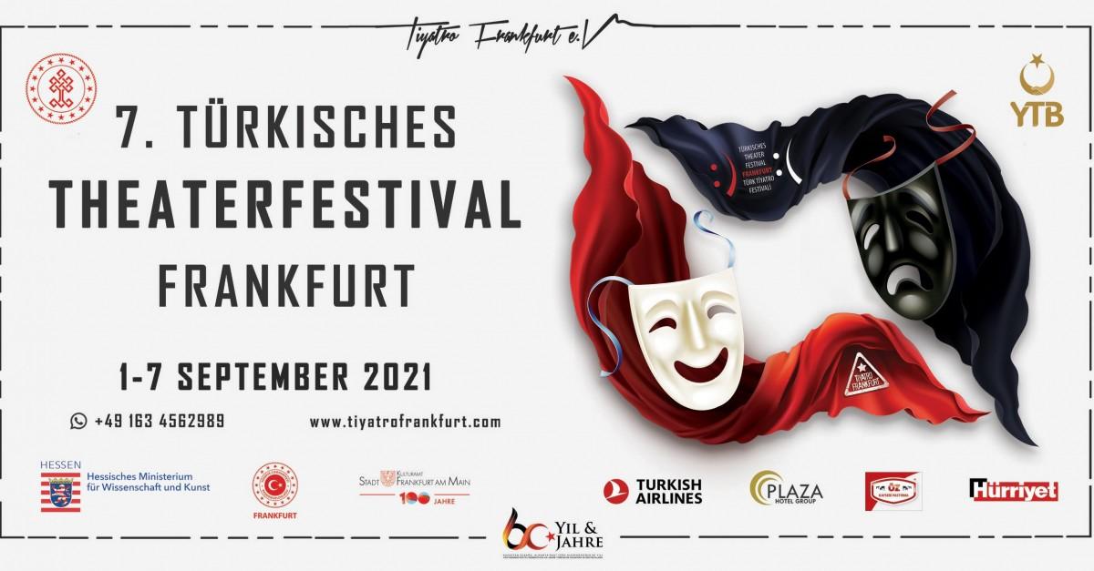 7. Frankfurt Türk Tiyatro Festivali İçin Geri Sayım Başladı