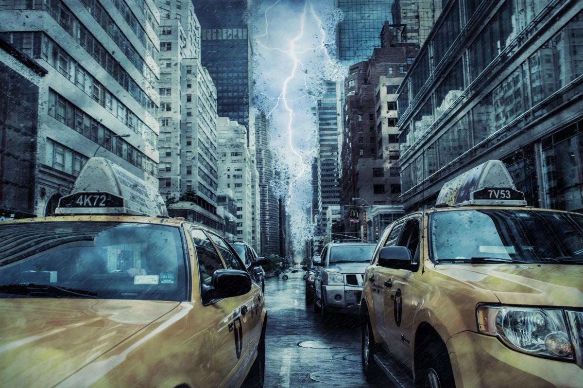 Kasırga Ida New York'u Sular Altında Bıraktı, 41 Ölü