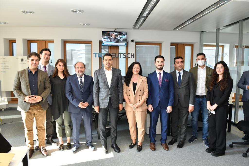 YTB Başkanı Eren: Türkiye Üst Çatısı Altında Birleşelim