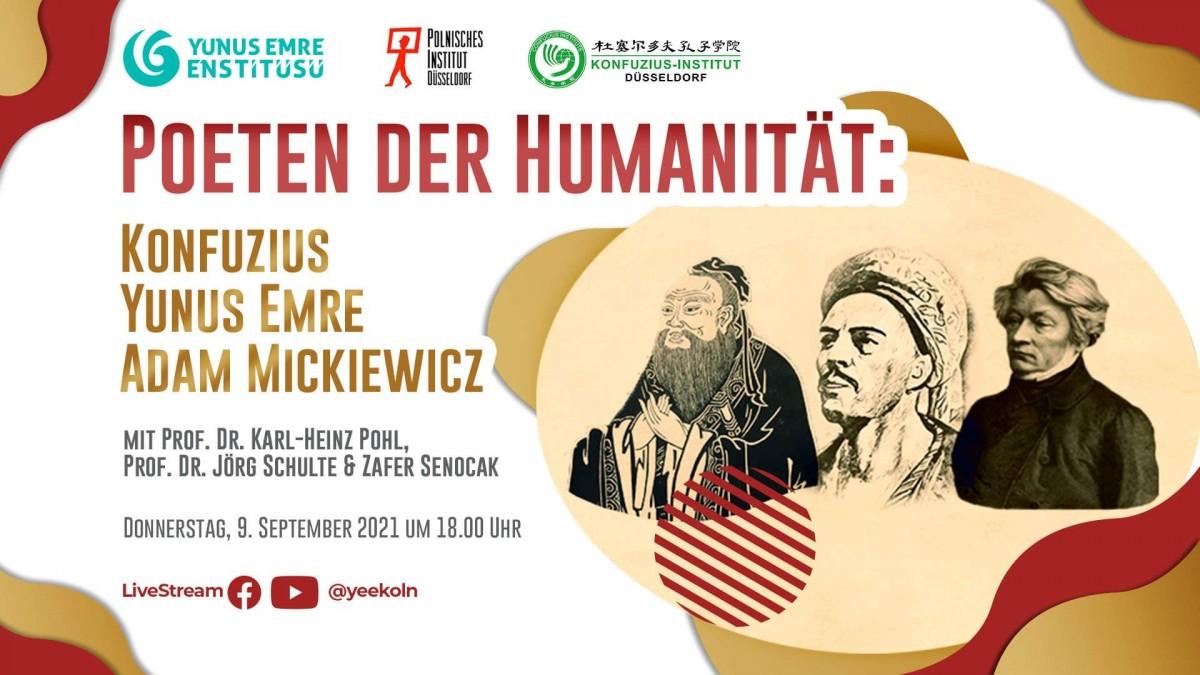 İnsanlığın Şairleri Etkinliği Köln'de Başlıyor