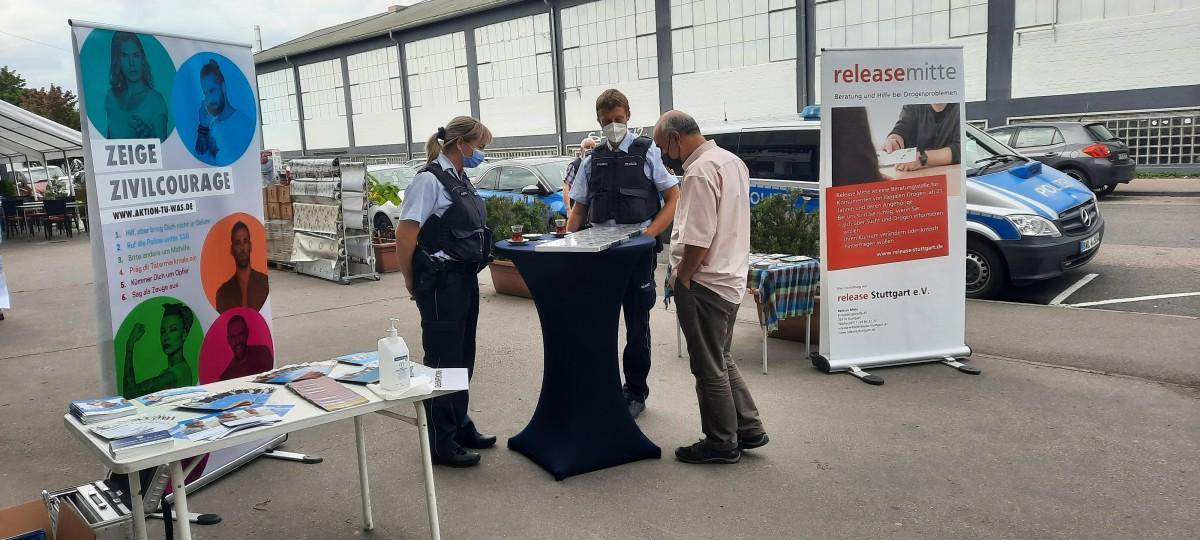 Baden Württemberg Eyaletinde Güvenlik Günü