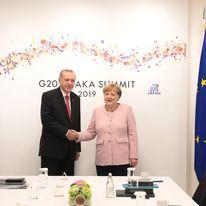 Merkel'in Türkiye politikası