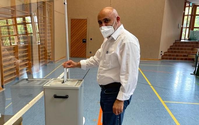 Alman Federal Seçimlerine Türkler Büyük İlgi Gösterdi