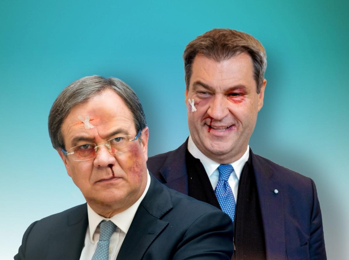 CDU'da sular durulmuyor