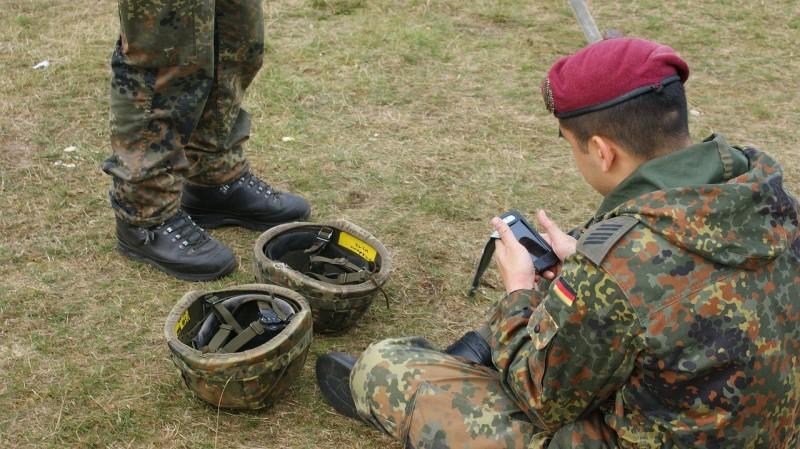 Rusya'nın Ukrayna'yı hedef almasının ardından Alman ordusu tatbikata başladı