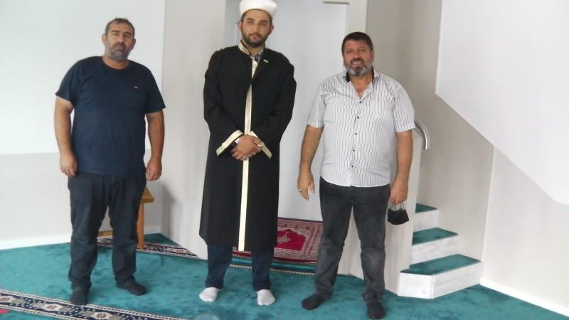 Mevlâna Camii İmamlarının Görev Süreleri 5 Yıla Uzatıldı