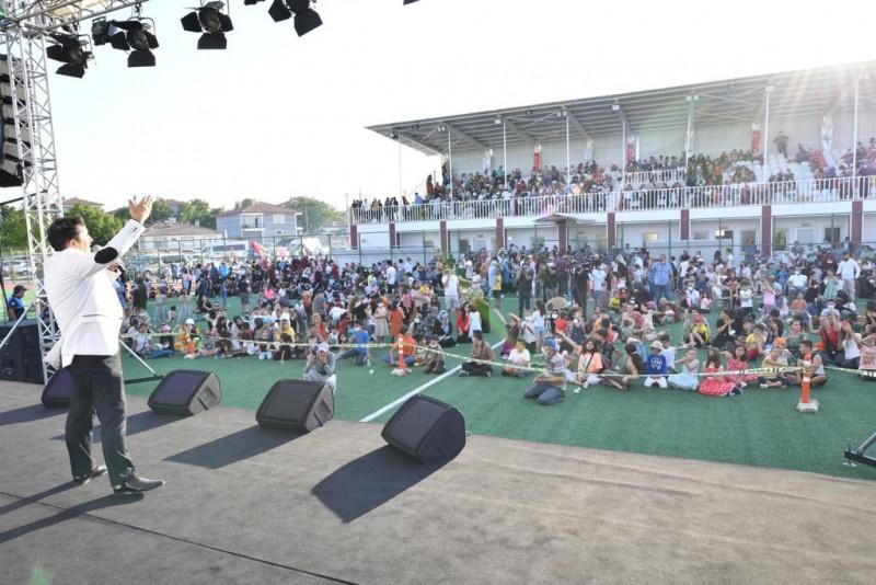 """YTB'den Konya'da """"Yurt Dışı Vatandaşlar Festivali"""""""